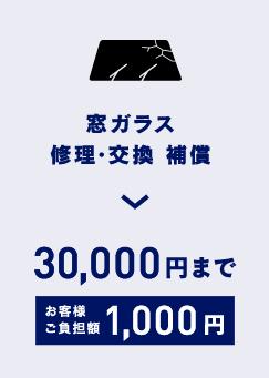 オートバックス_車検_窓ガラス修理・交換補償